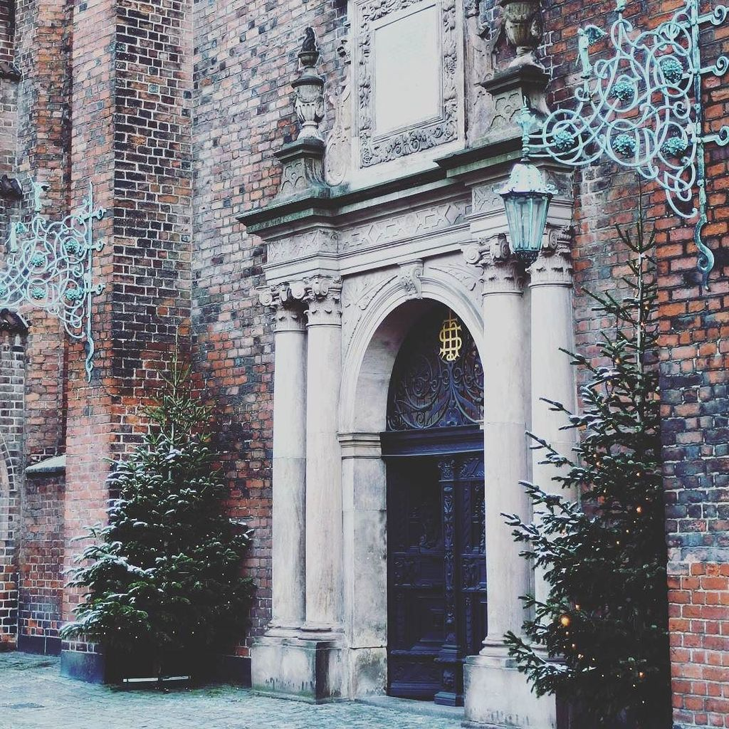 去年のクリスマスのコペンハーゲンは少し雪が降ってホワイトクリスマスになりました。今年はどうかな。 #デンマーク #コペンハーゲン #北欧 #クリスマス #copenhagen #d…