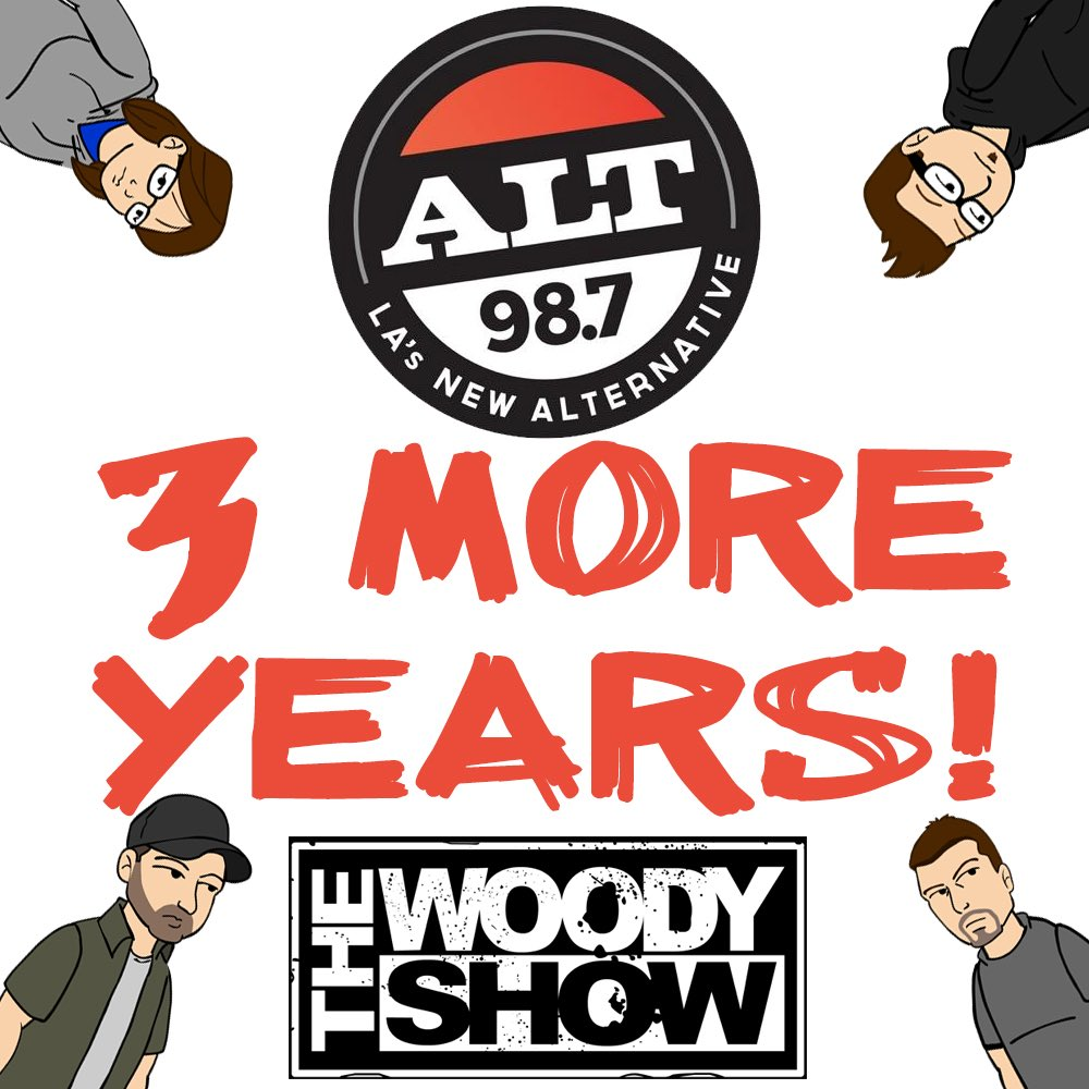 We are happy to announce 3 more years with @iheartradio https://t.co/9QYm3iqs79