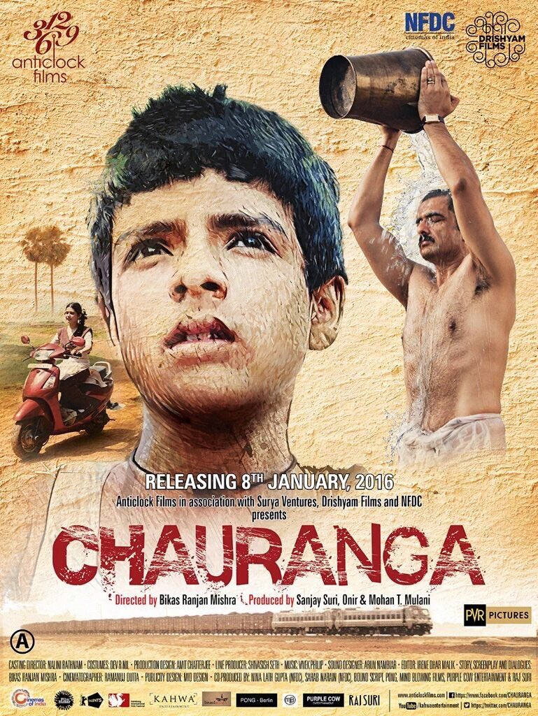 After watching ; #Dilwale #BajiraoMastani request you to turn ur attention towards this braveheart film #Chauranga https://t.co/Tg633XyEHI