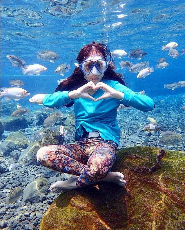 Wisata Jogja Foto Dalam Air