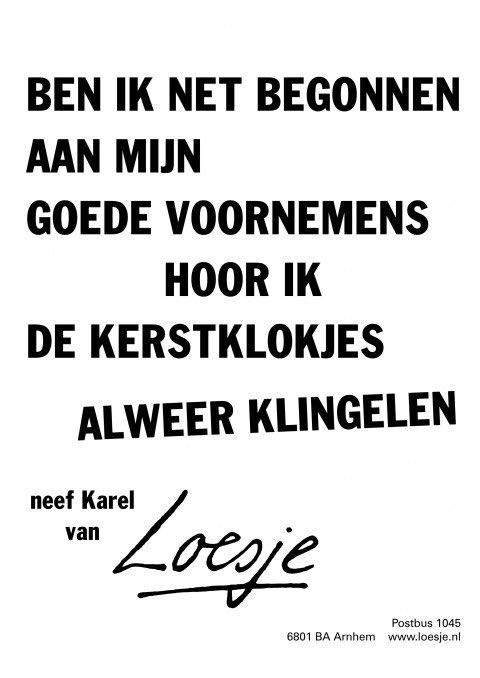 kerst spreuken loesje Loesje v/d Posters on Twitter: