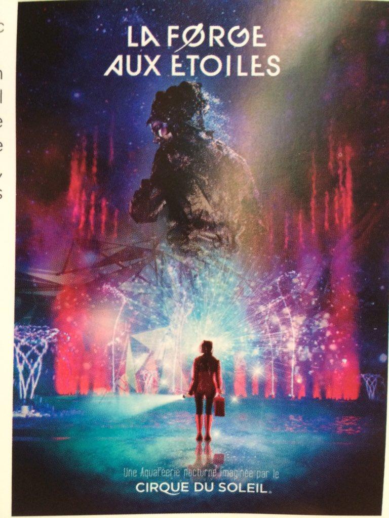 La Forge aux Étoiles (spectacle nocturne) · 2016-2020 - Page 4 CWlZCulWcAAHsX8
