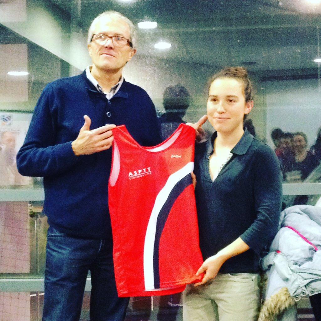 @audrey.merle95 revient dans son club formateur #aspttclermont pour preparer les #jeuxolympiques de #triathlonpic.twitter.com/iyNKtRKV8b