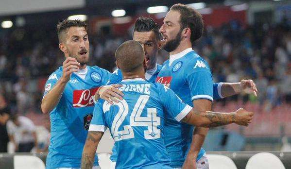 Atalanta-Napoli Streaming Calcio Rojadirecta (Serie A oggi 20/12/2015)