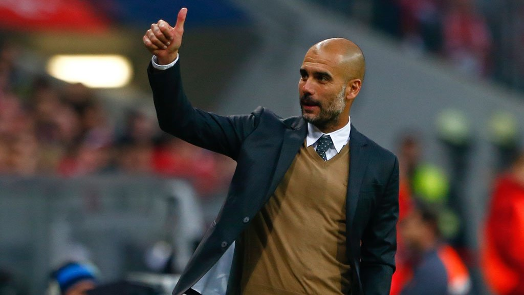 "Reporter: 'When will we know more?'  Guardiola: ""Tomorrow, tomorrow.""   #dwbundesliga https://t.co/WpgmAmbRyu"