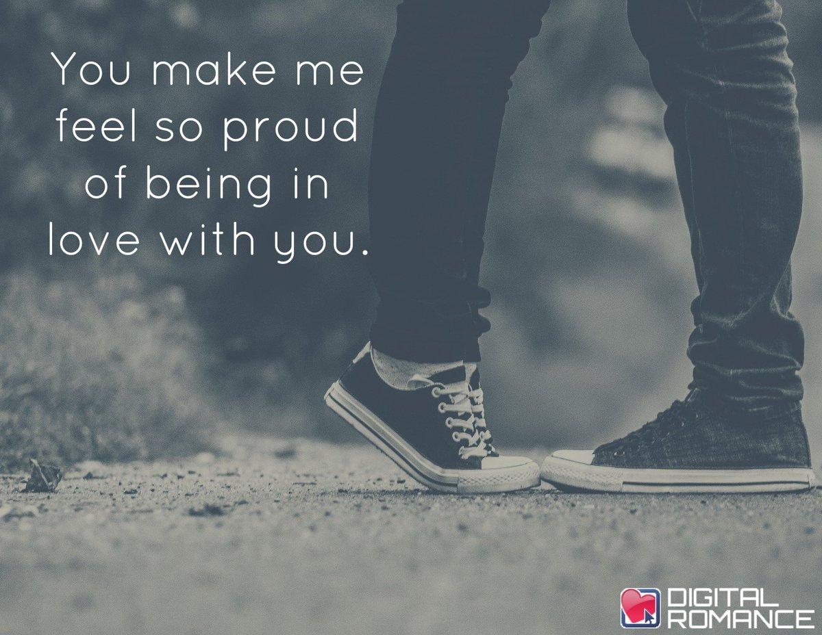 you make me feel so in love