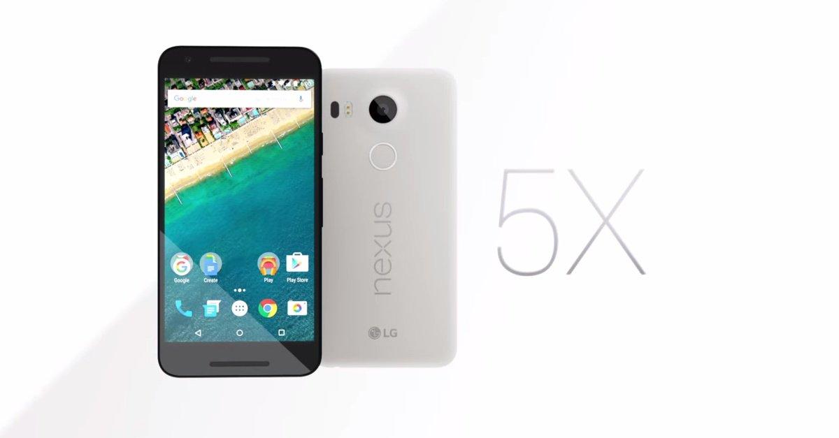 RT @ItsTotalAndroid: Google #Nexus5x available with 4 x premium cases...