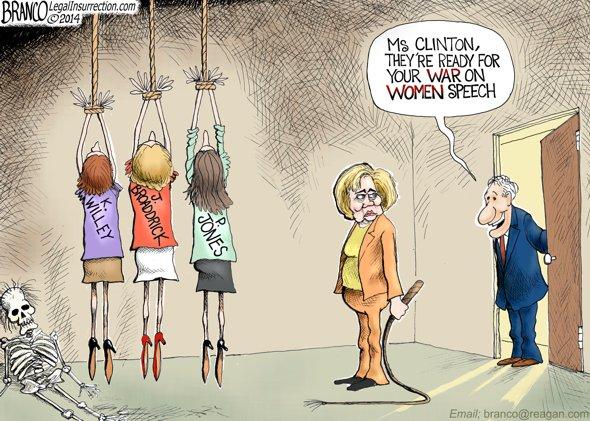 Hillary Clinton's #WarOnWomen #DemDebate #FITN #NHpolitics #Imwithher #HillaryinNH #tcot https://t.co/kjaEneSt7M