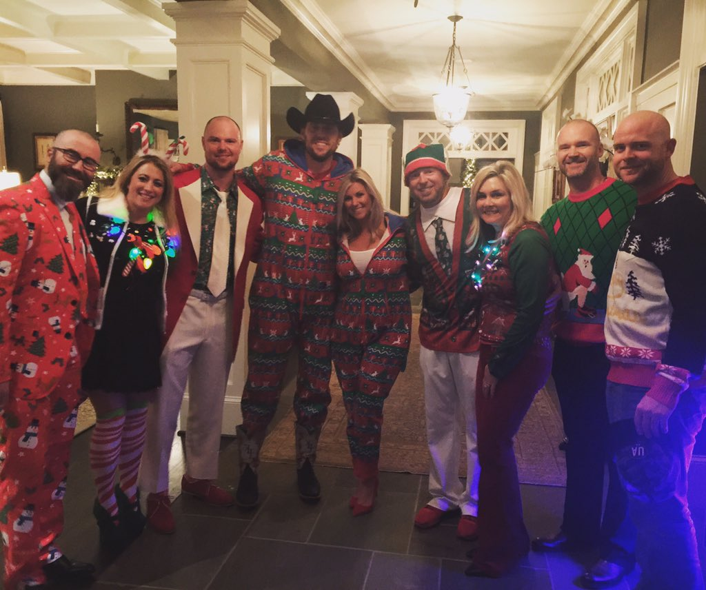 52274fb5f good times in atlanta for jlester34 christmas party some good outfits and  show sweaters onesies pro