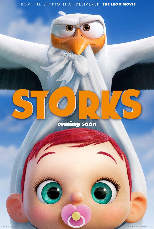 Storks Trailer Featuring Andy Samberg & Kelsey Grammer 2