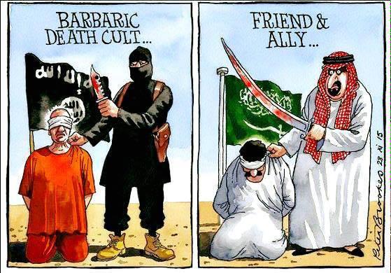 Saudi-Arabien: Todesstrafe für Jugendlichen wegen Teilnahme an einer Demonstration… https://t.co/XoYz4VkQzt https://t.co/UU85MdwwG4