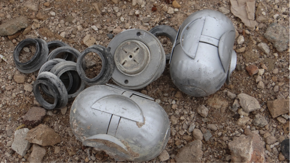 To avoid more civilian suffering #Syria + #Russia must stop using cluster bombs & join ban https://t.co/RztM9WWSxI https://t.co/SvKNPJdukn