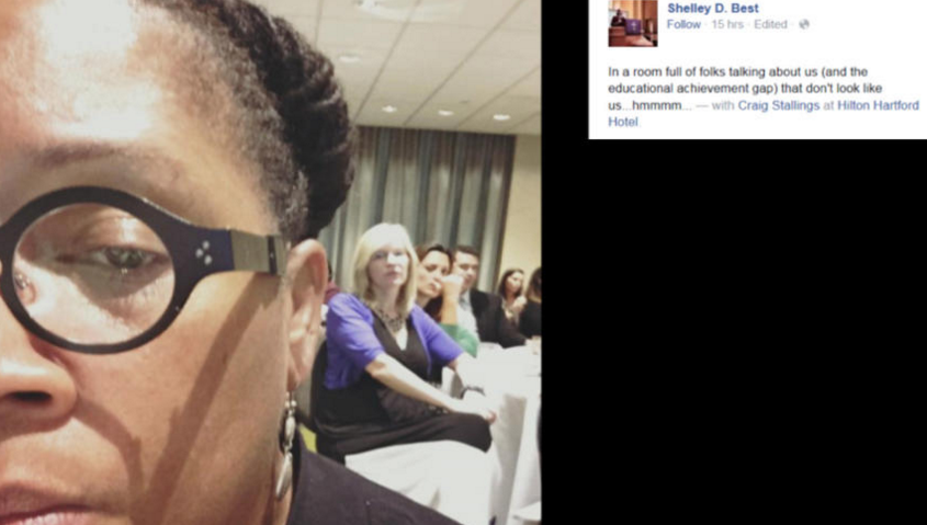 How a 'selfie' triggered debate over teacher diversity and social media civility https://t.co/cPspOME3eT https://t.co/wAVQ8rbLkD