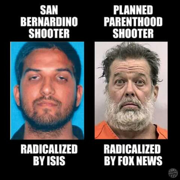 San Bernardino and Colorado Springs murderers