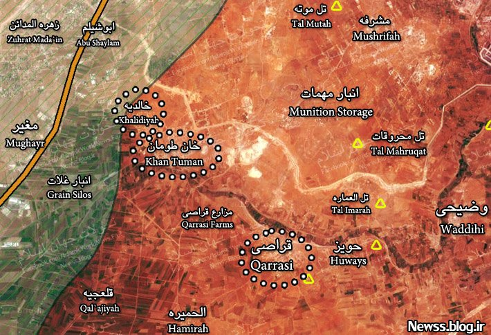 Syrian Civil War: News #5 - Page 5 CWq7MebU4AEsBOg