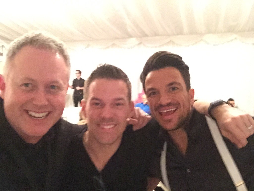 My coffee mates @helm_patrick @MrPeterAndre : ) https://t.co/OA647NlcU1