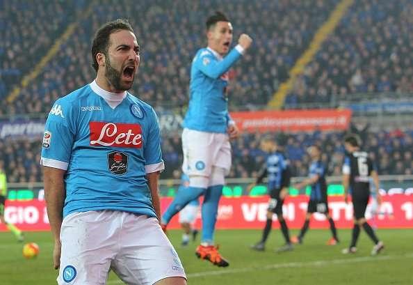 Napoli Atalanta Streaming Diretta Serie A TIM TV Mediaset Sky gratis Oggi
