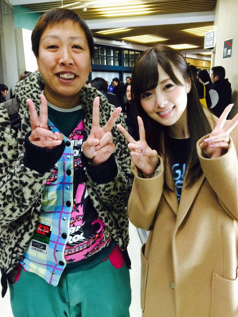 武道館に、乃木坂46さんのライブ見に行かせて頂きました。最高でした!かわいいまいやん、と、ゆきちゃん。 https://t.co/eVnGkw7w8t