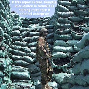 Image result for illegal charcoal trade in Somalia