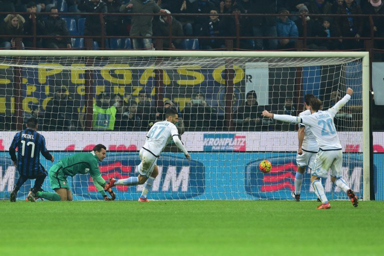 Inter-Lazio 1-2