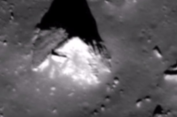 Piramide sulla Luna, immagini lunari misteriose che esigono una risposta della NASA - Video YouTube