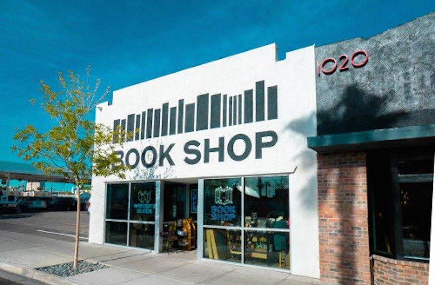 .@CityOfLasVegas Q&A w/ Scott Seeley of @writersblocklv, #DTLV's only indie bookstore https://t.co/pFnySqoAM5 #books https://t.co/xGpYJVn8r8
