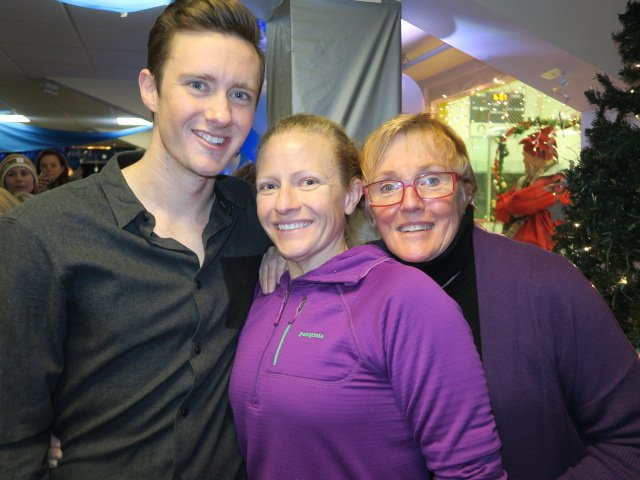 great show last night.  we will share sweet pix  from #Aspen Stars on Ice  @jeremyabbottpcf @PCFclub  @AbbottSis https://t.co/m23DIvjFC2