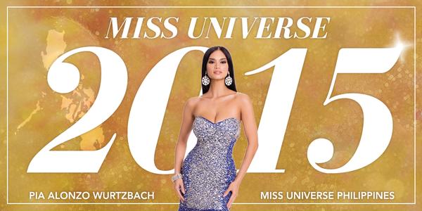 Miss Filippine (Pia Alonzo Wurtzbach)
