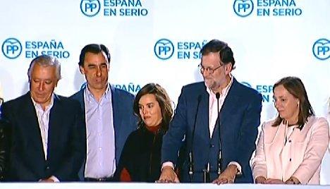 İspanya 2016 Genel Seçim Sonuçları Açıklandı