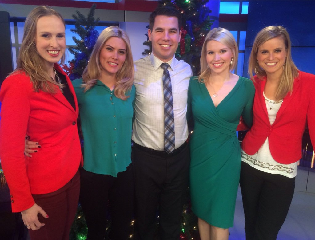 """Katie Griffin on Twitter: """"#MerryChristmas from our ..."""