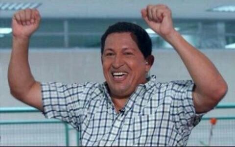 VENEZUELA ESTÁ EN LAS 15 https://t.co/d9zNgZKPjI