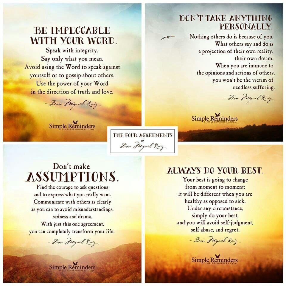 4agreements Hashtag On Twitter