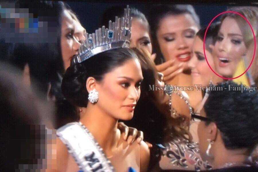 still shocked! #MissUniverse2015 https://t.co/Etb1swbjbA