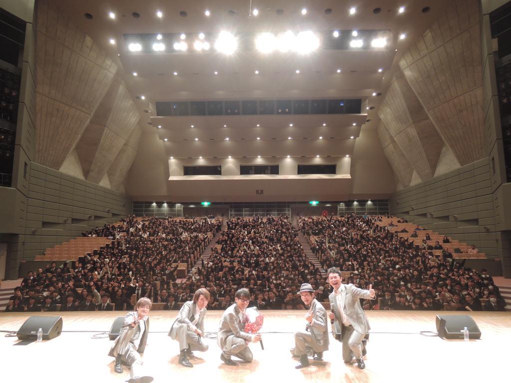 鷲宮高等学校の皆様とINSPi わしこう!!また会おう!! https://t.co/ujldsKr3ge