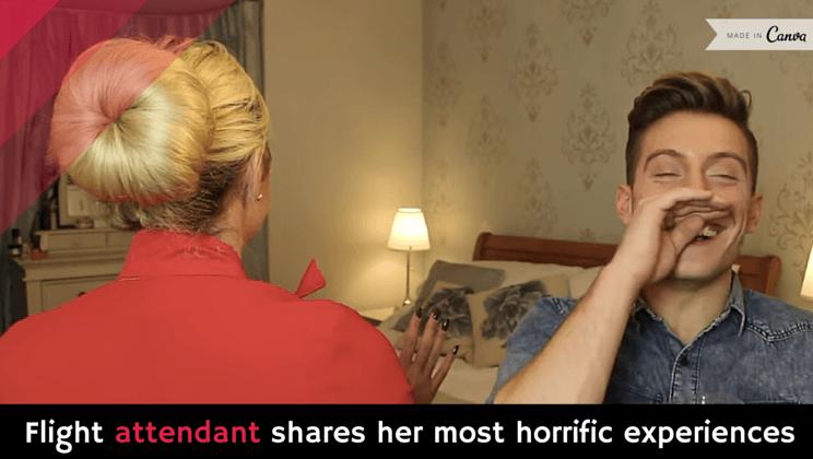 Flight attendant shares her most horrific experiences [video] #fligthattendant #cabincrew http://bit.ly/1ODoTaTpic.twitter.com/VP3KK9Cw2z