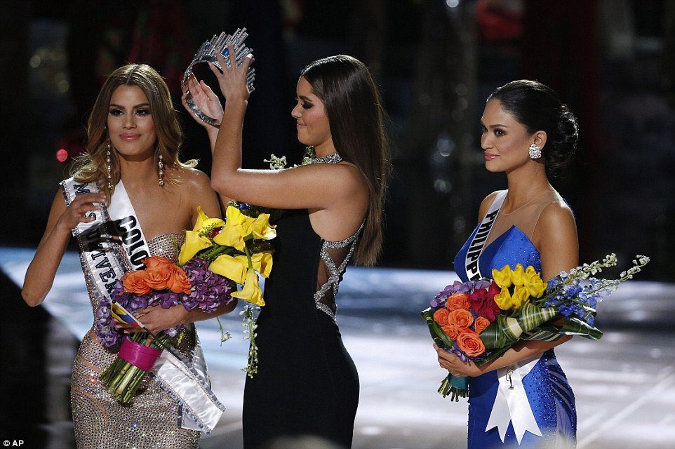 Epic Fail Miss Universo 2015: vince Colombia, anzi no, le Filippine (VIDEO)