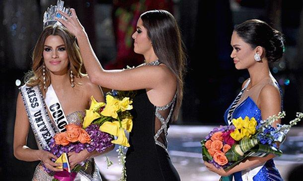 Memes del Miss Universo 2015 - 1