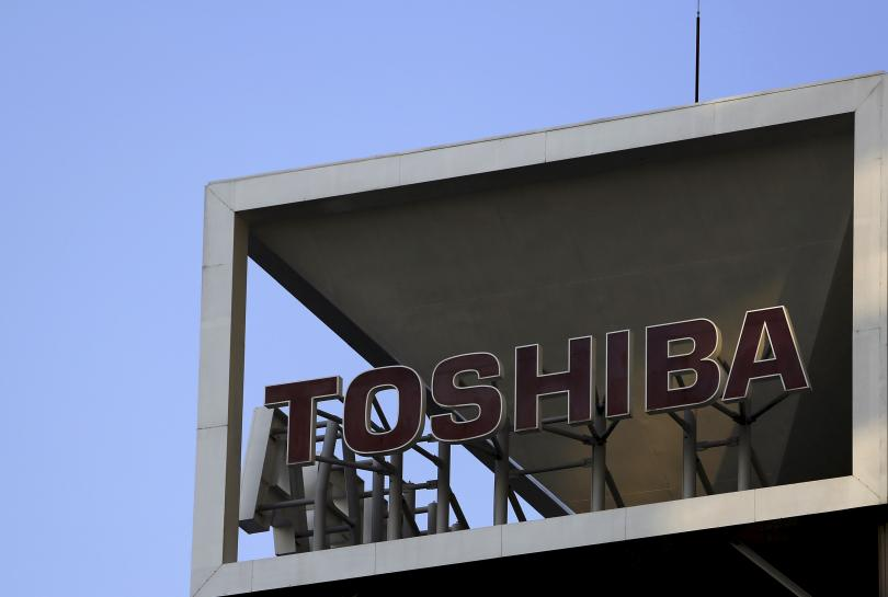 Toshiba to discuss restructuring steps on Monday