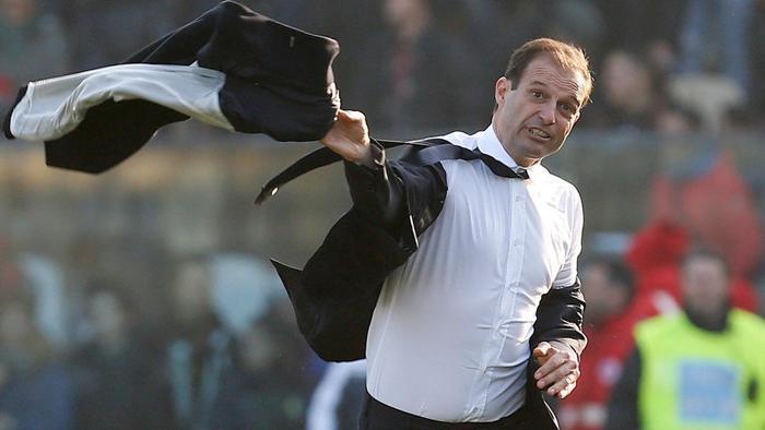 Calciomercato Juventus: Allegri in lizza con Mancini e Conte per il Chelsea