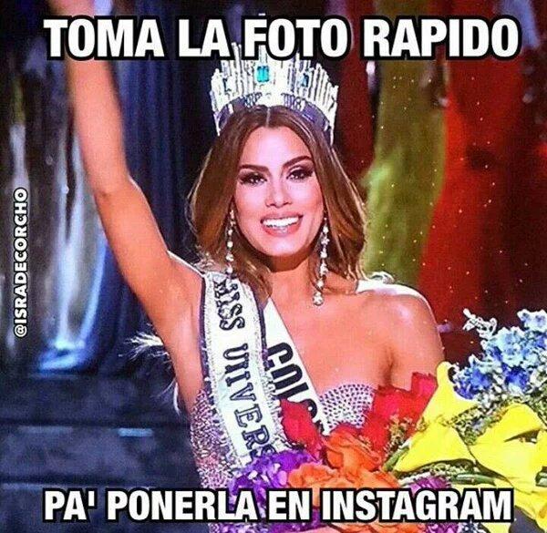 Memes del Miss Universo 2015 - 14