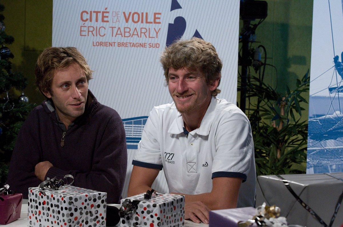 Frédéric Denis et Ian Lipinski
