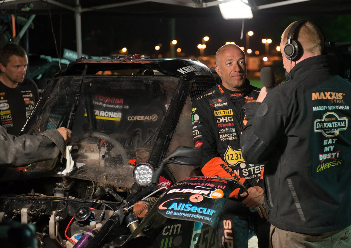 We will cover @dakar rally again! What do you want to see or get explained in video's? With @timcoronel @TomCoronel https://t.co/0GJqsH1BoH