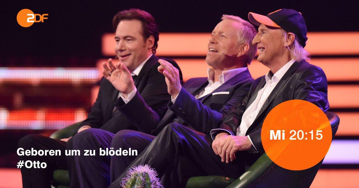 Otto Geboren Um Zu Blödeln Der Komiker Feiert Sein Bühnenjubiläum