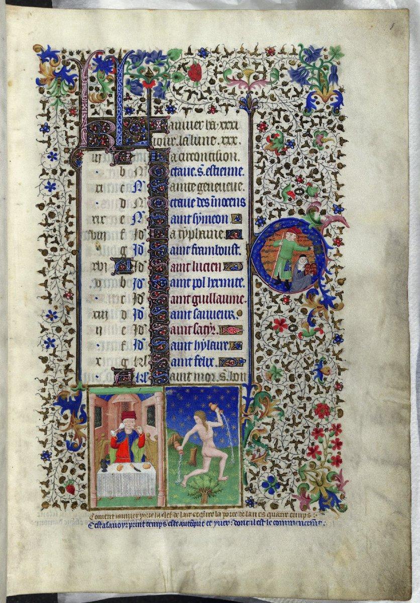 Medieval Festive Survival Guide - Medieval manuscripts blog