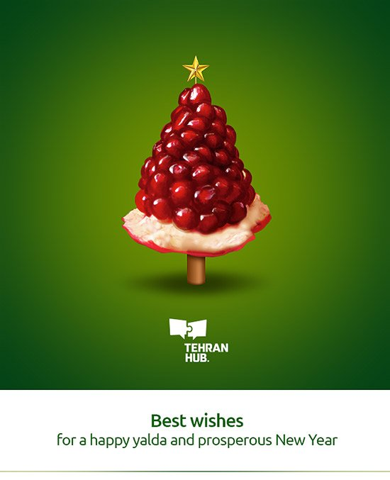 tehran_hub wishes you a happy yalda and best wishes for the holiday season stay tuned for some exciting news soonpictwittercomhq07qqqnve