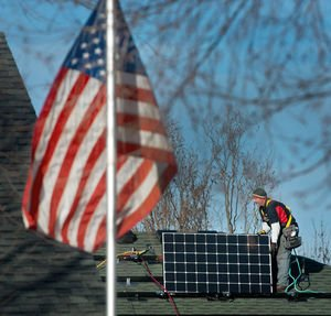 Mankato woman goes #solar for her home https://t.co/jSuFR5fwQS https://t.co/DUNWIxIzLi