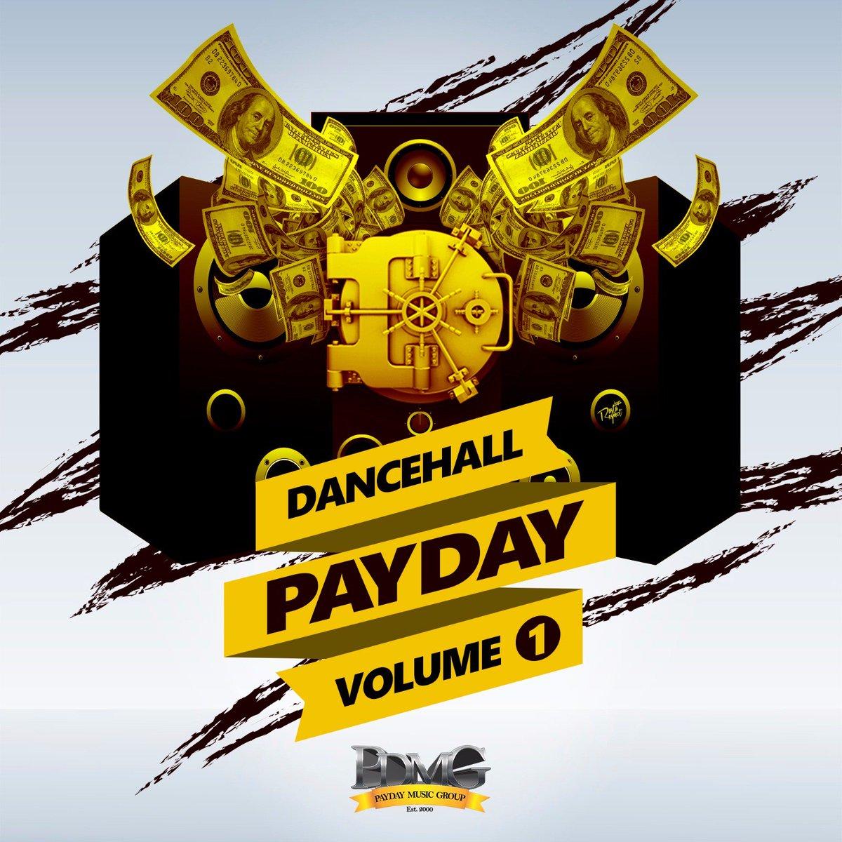Dance hall payday volume1 now on iTunes Ft @GrungGaadZillA @KingBeenieMan @iyaraang @Waynewonder25 @FreeBujuNow https://t.co/w6A0kWXopx