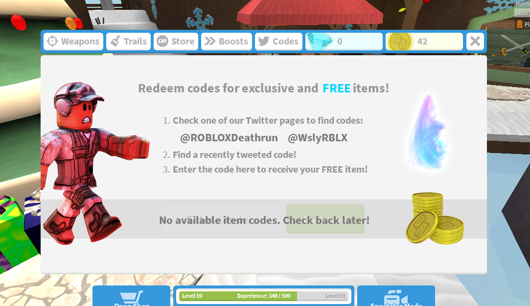 Roblox Codes For Items 2018