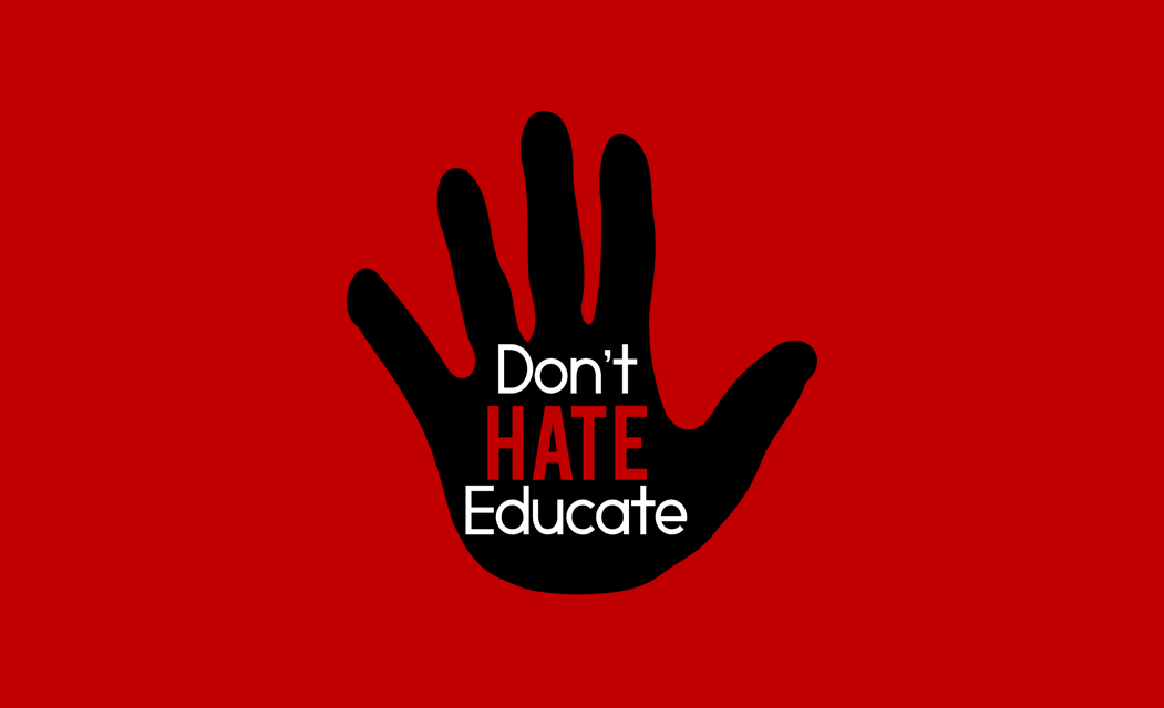 We're launching our new campaign #DontHateEducate in January. Find out more: https://t.co/bOmvHiKLOl https://t.co/jb8dhPJovV
