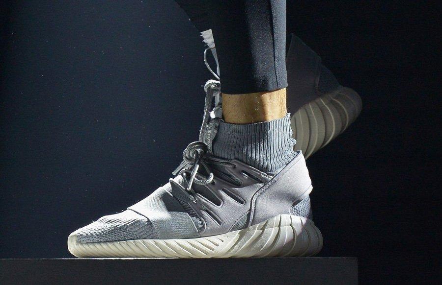 here is how the adidas tubular doom looks on foot 4ce978fd7